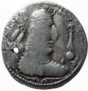 Drachm - Adomano (Gandhara mint) – obverse
