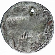 Drachm - Adomano (Gandhara mint) – reverse