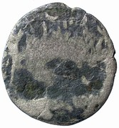 Drachm - Khingila (type 94, unknown mint) – reverse