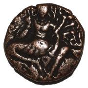 AE Stater - Alchon Huns (Toramana II) – reverse