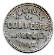 10 Centimes (Bougie Chamber of Commerce) -  obverse