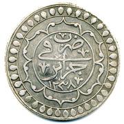 2 Budju (Zudj Budju)  - Mahmud II – reverse