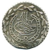 ⅙ Budju - Mahmud II – obverse