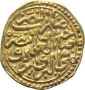 Sultani - Murad III -  reverse