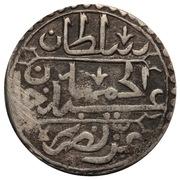 ¼ Budju - Abdul Hamid  I – obverse