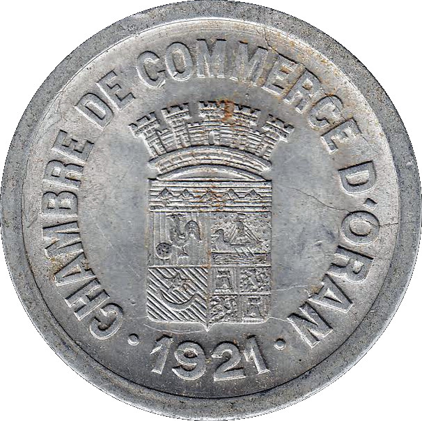 25 centimes oran chamber of commerce algeria numista - Chambre des commerces mulhouse ...