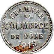 10 Centimes (Bône Chamber of Commerce) -  obverse