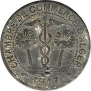 10 Centimes (Alger Chamber of Commerce) -  obverse
