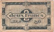 2 francs 1944  2e tirage -  reverse