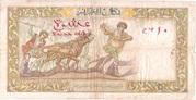 10 nouveaux francs -  reverse