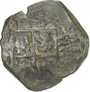 4 Maravedis - Felipe III -  obverse