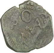 4 Maravedis - Felipe III – reverse