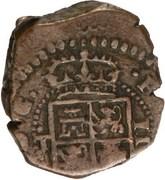2 Maravedis - Felipe III – obverse