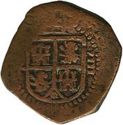 8 Maravedis - Felipe III – obverse