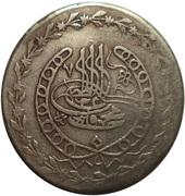 1 Budju (Tugrali Rial) - Mahmud II -  obverse