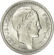 20 Francs (Essai) -  obverse