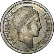 20 Francs (Piedfort Essai) -  obverse