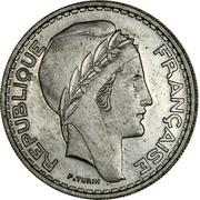 50 Francs (Essai) -  obverse