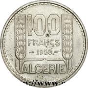 100 Francs (Essai) -  reverse