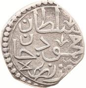 ⅛ Budju (Suman Budju) - Mahmud II -  obverse