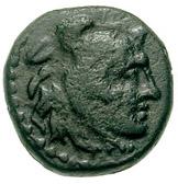 Bronze Æ11 – obverse