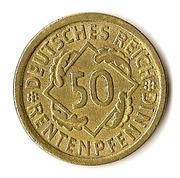 50 Rentenpfennig -  reverse