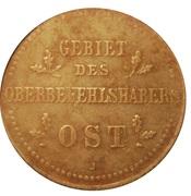 2 Kopecks - Wilhelm II (Military Coinage) -  obverse