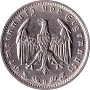 1 Reichsmark -  obverse
