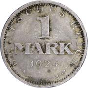1 Mark -  obverse