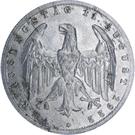 3 Mark (Weimar Constitution) – obverse