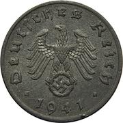 1 Reichspfennig -  obverse