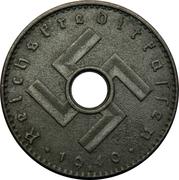 5 Reichspfennig (military coinage) – obverse