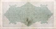 1000 Mark (Reichsbanknote) – reverse