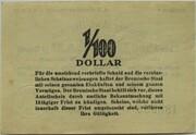 4.2 Goldpfennig / 1 US-Cent (Bremen) – reverse