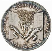 5 Reichsmark (Saar - Pattern) -  obverse