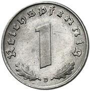 1 Reichspfennig (Allied Occupation - Pattern) -  obverse