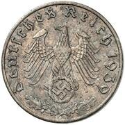 50 Reichspfennig (Pattern) -  obverse