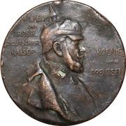 Medal - 100th Birthday of the Emperor Wilhelm I – obverse