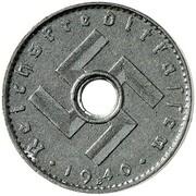 5 Reichspfennig (military coinage - Pattern) – obverse