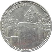 50 Pfennig - Regensburg (tram) – obverse