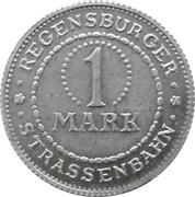 1 Mark - Regensburg (tram) – reverse