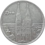 1 Mark - Regensburg (tram) – obverse