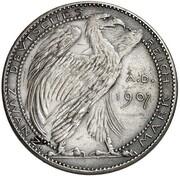 20 Mark - Wilhelm II (Pattern) – obverse