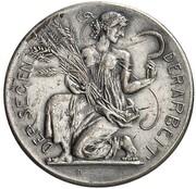 20 Mark - Wilhelm II (Pattern) – reverse