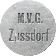 1 Liter - Zussdorf (M.V.G.) – obverse