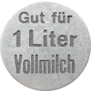 1 Liter - Zussdorf (M.V.G.) – reverse