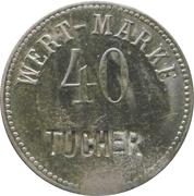 40 Pfennig - Tucher (Nürnberg) – obverse