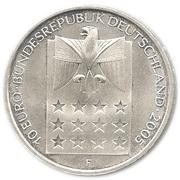 10 Euro (Bertha von Suttner) -  obverse