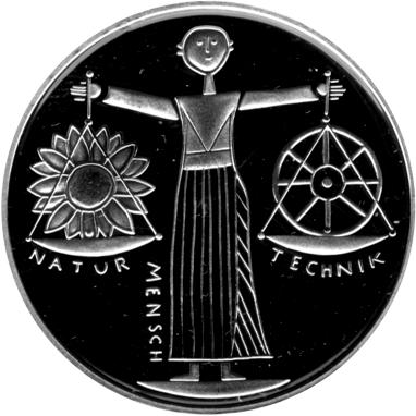 10 Deutsche Mark Expo 2000 Germany Federal Republic Numista