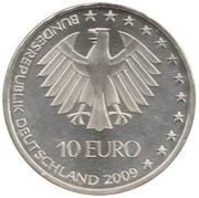 10 Euro (IAAF World Championships) -  obverse